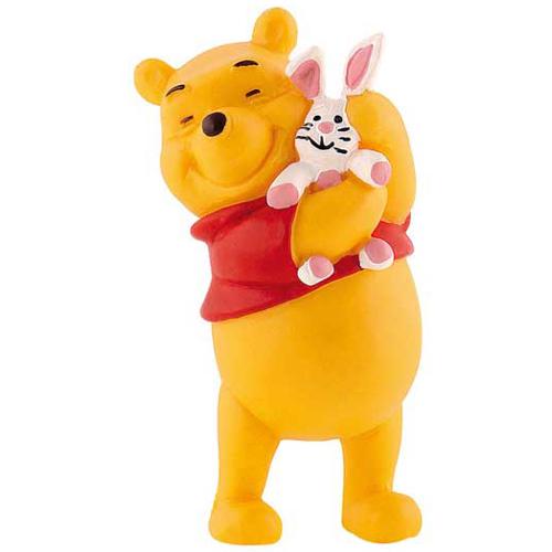 Figurina Winnie cu Iepuras