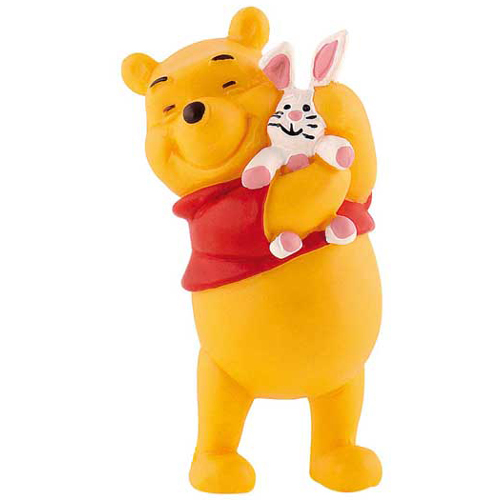 Bullyland Figurina Winnie cu Iepuras