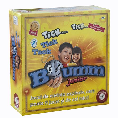 Joc Tic Tac…Bumm Junior