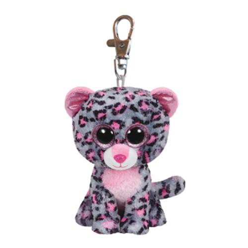Breloc Leopardul Tasha 8.5 cm