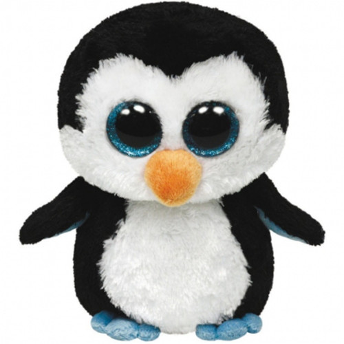Plus Pinguinul Waddles 24 cm