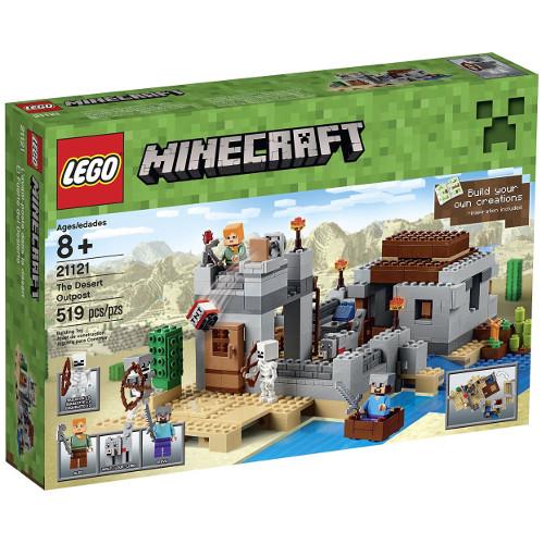 Minecraft - Avanpostul Din Desert 21121