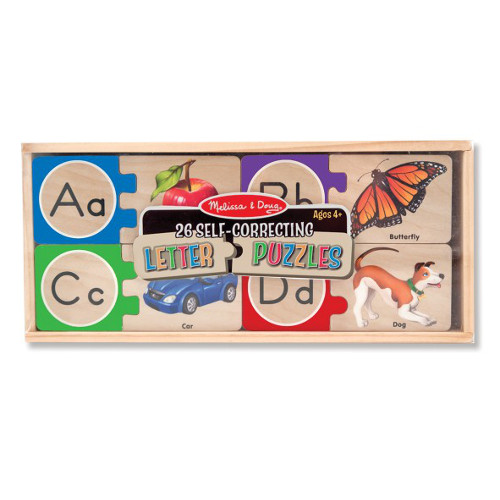 Melissa and Doug Alfabetul in Engleza