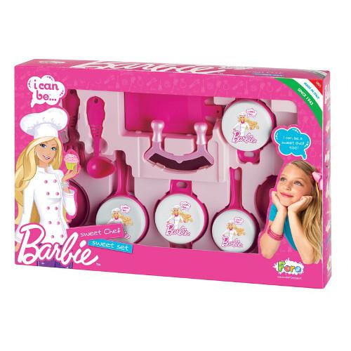 Faro Set Mare Bucatarie Barbie