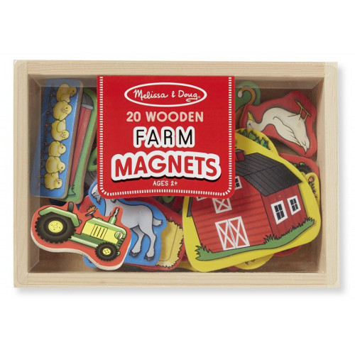 Melissa and Doug Ferma cu Magneti