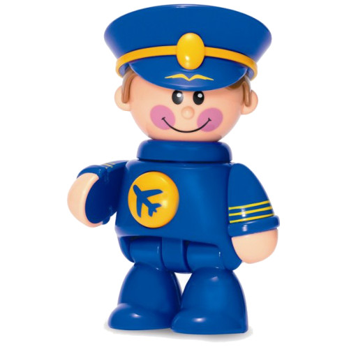 Tolo Toys Baietel Pilot First Friends