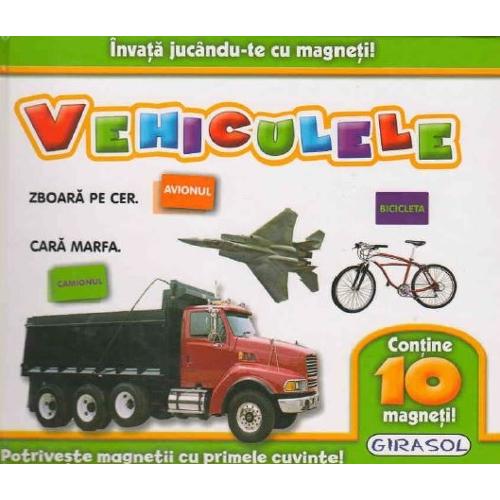Invata Jucandu-te cu Magneti Vehiculele