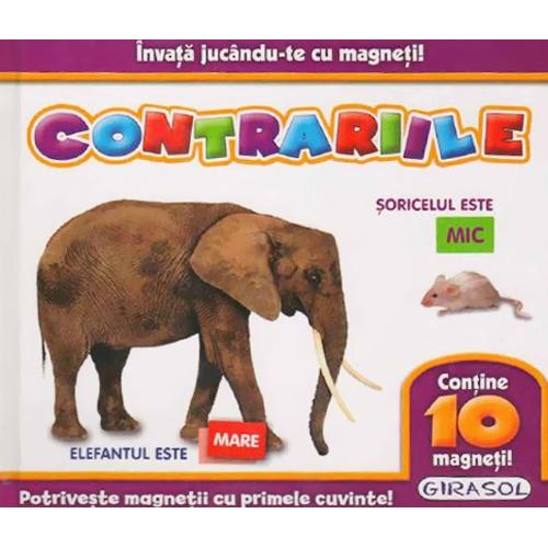 Editura Girasol Invata Jucandu-te cu Magneti Contractiile