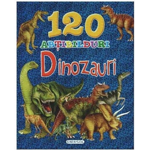 120 Abtibilduri Dinozauri