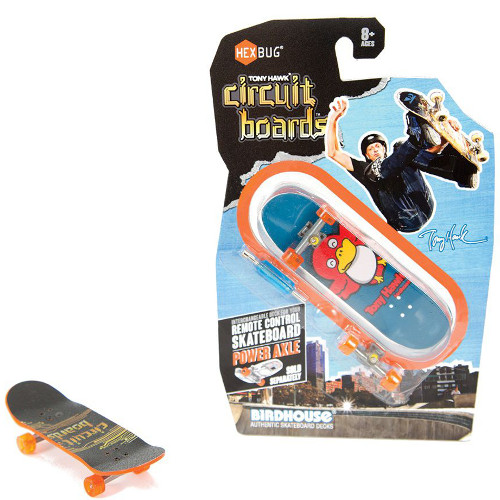 Circuit Boards Miniskateboard Premium Tony Hawk