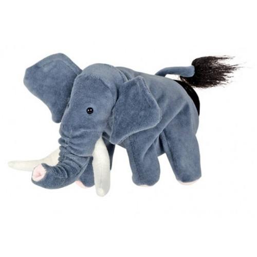 Beleduc Papusa de Mana Elefant