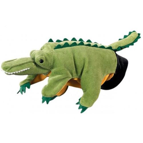 Beleduc Papusa de Mana Crocodil