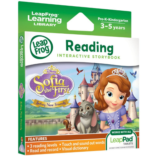 Soft Educational LeapPad Sofia I