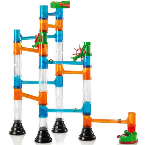 Quercetti Migoga Marble Run Transparent