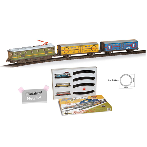 Trenulet Electric de Marfa