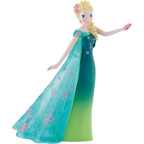 Figurina Elsa Frozen Fever