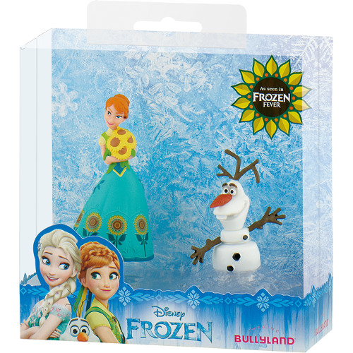 Set Figurine Anna si Olaf Frozen Fever