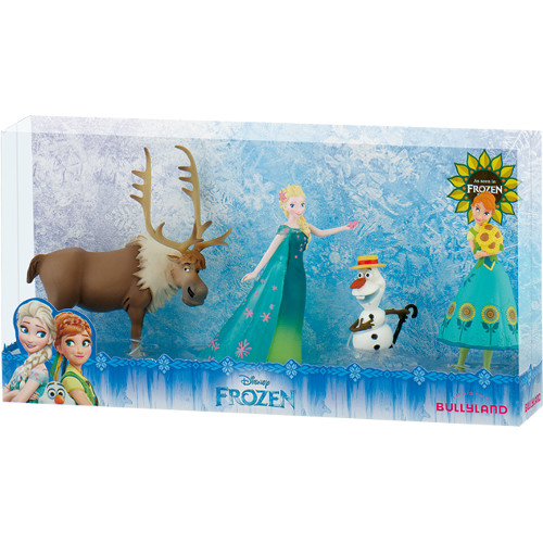 Bullyland Set Frozen Fever Deluxe