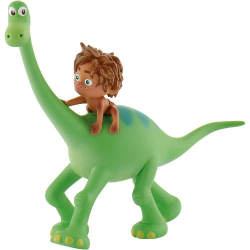 Bullyland Figurina Arlo cu Spot The Good Dinosaur