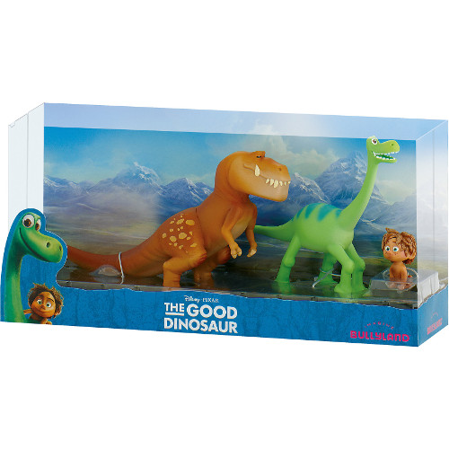 Set Figurine Butch Arlo si Spot The Good Dinosaur