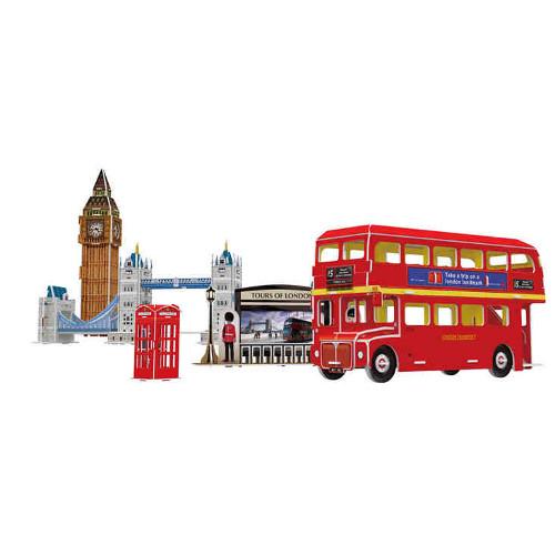 Puzzle 3D Turul Londrei
