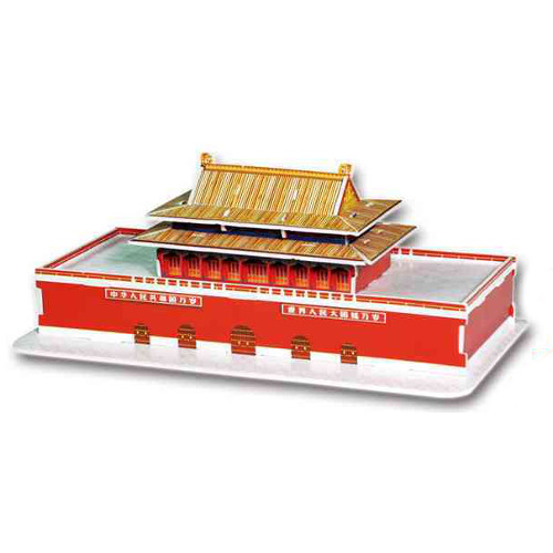 Puzzle 3D Mini - Piata Tien An Men China
