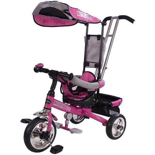 Tricicleta Lux Roz