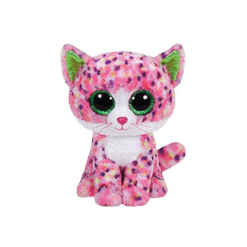 Plus Pisica Roz Sophie 15 cm thumbnail