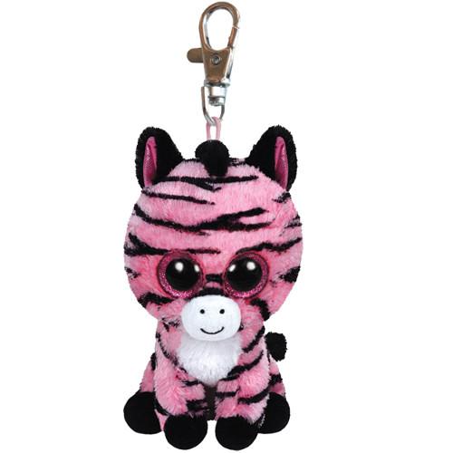 Ty Breloc Zebra Roz Zoey 8.5 cm