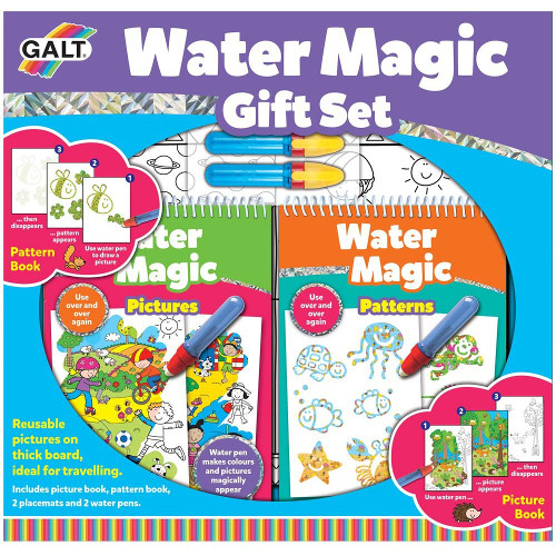Water Magic Set Carti de Colorat