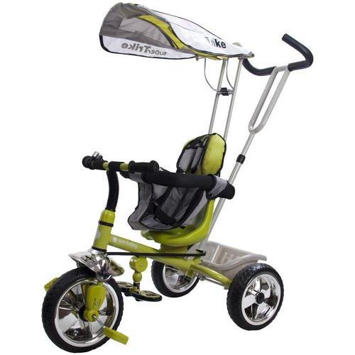 Tricicleta Super Trike Verde