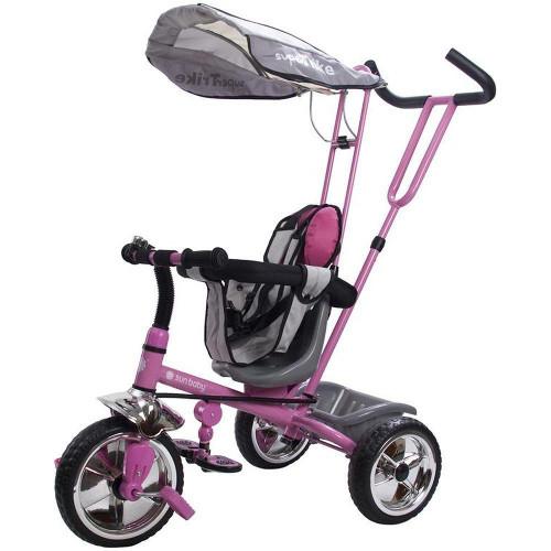 Tricicleta Super Trike Roz