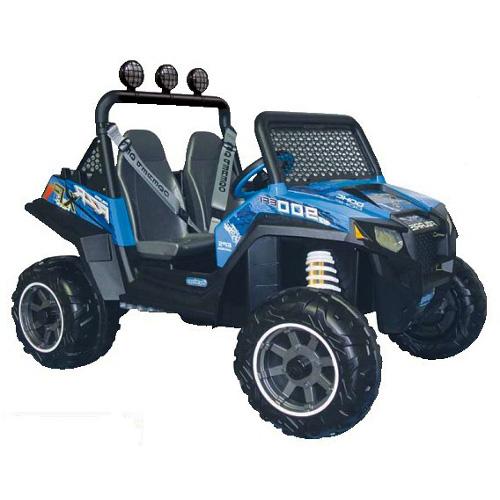 Masinuta Polaris Ranger RZR 900 Blue