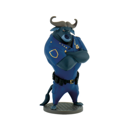 Figurina Zootropolis - Chief Bogo