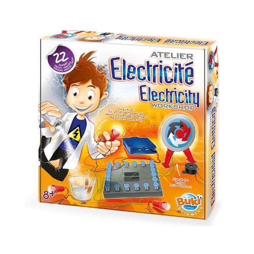 Buki France Atelierul de Electricitate – 22 Circuite