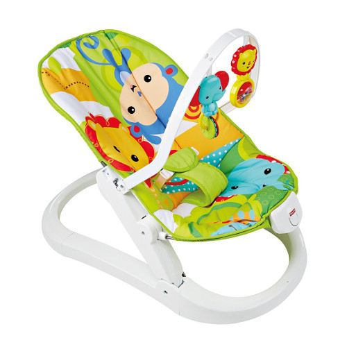 Fisher-Price Balansoar Portabil Rainforest Friends