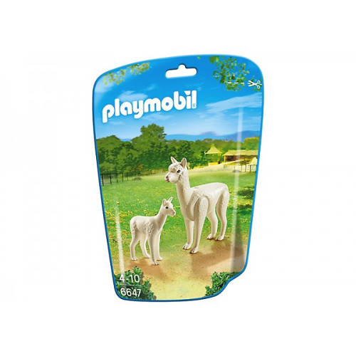 City Life Zoo - Alpaca cu Pui