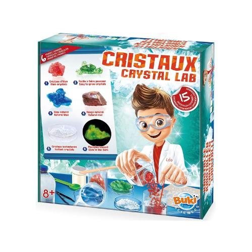 Laboratorul de Cristale - 15 Experimente