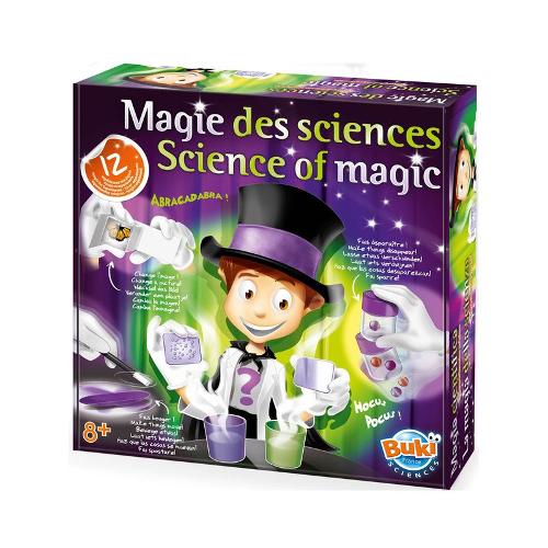 Buki France Stiinta Magiei – 12 Experimente