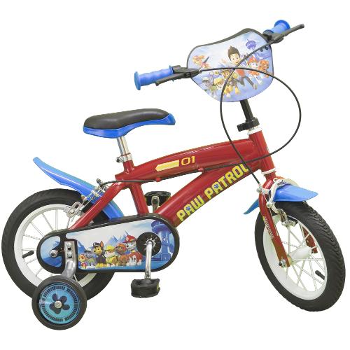 Bicicleta Paw Patrol, 12 inch imagine