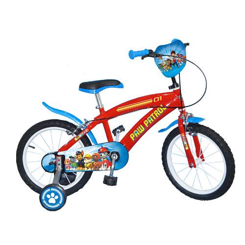 Bicicleta Paw Patrol, 16 inch thumbnail
