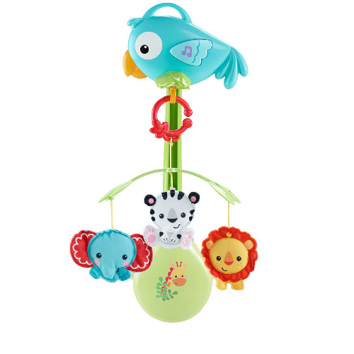Fisher-Price Carusel 3 in 1 Rainforest Friends