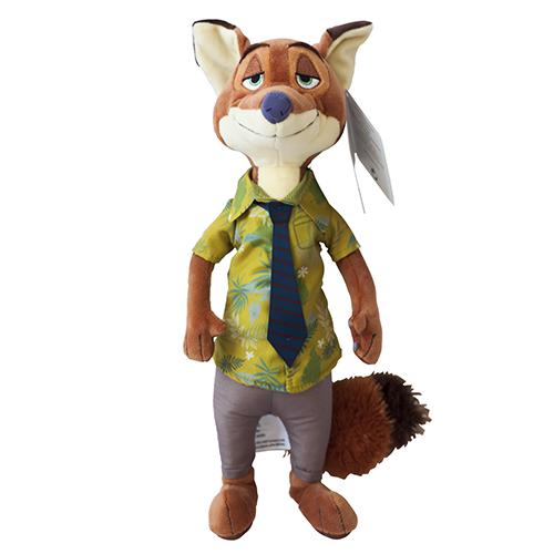 Mascota din Plus Zootropolis Nick Wild 25 cm
