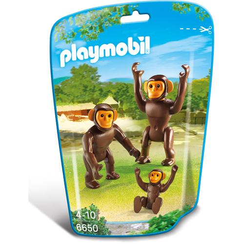 Familie de Cimpanzei thumbnail