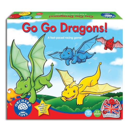 Joc de Societate Intrecerea Dragonilor