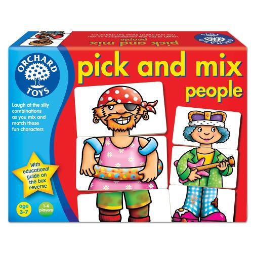 Joc Educativ Asociaza Personajele