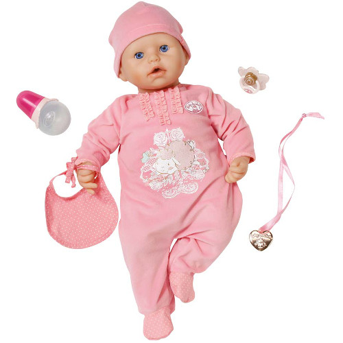 Baby Born Bebelusul Annabell thumbnail