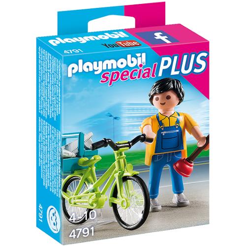Instalatorul Cu Bicicleta thumbnail