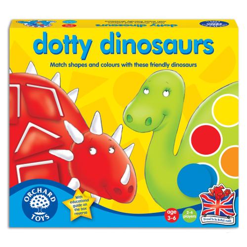Orchard Toys Joc Educativ Dinozaurii cu Pete