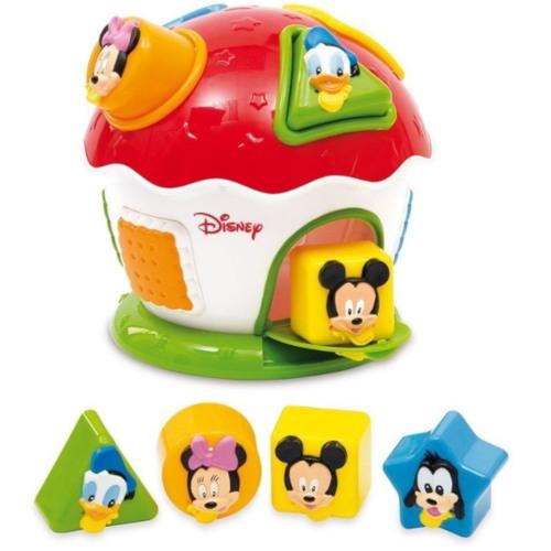Jucarie De Sortat Forme Mickey Si Prietenii